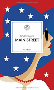 sinclair lewis - main street - roman - manesse verlag